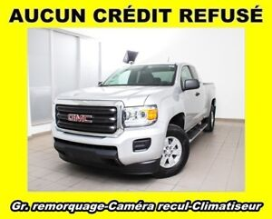 2017 GMC Canyon 4X4 V6 *CAMERA RECUL* BLUETOOTH* GR. REMORQUAGE
