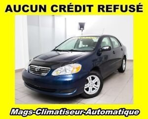 2007 Toyota Corolla AUTOMATIQUE CLIMATISEUR *MAGS*