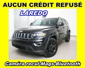 2018 Jeep Grand Cherokee BLACK EDITION 4X4 *MAGS SRT* CAM RECUL
