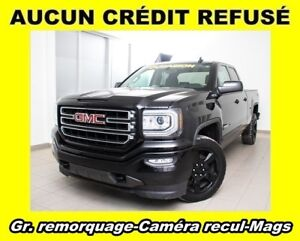 2016 GMC Sierra 1500 4X4 V8 *ELELVATION* CAMERA RECUL *MAGS 20 P
