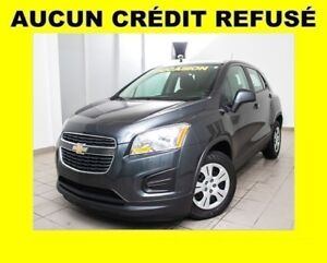 2015 Chevrolet Trax TOURING *BLUETOOTH* WI-FI *100% APPROUVE