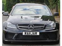 Private number plate Raj Raja King Royal Asian C63 SVR M4 S3 Q7 X5 M3 S5 RS4