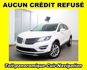 2016 Lincoln MKC AWD NAVIGATION CUIR *TOIT PANORAMIQUE*