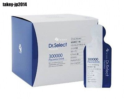 Dr.Select 300000 Placenta Drink Doctor Select Smart 30 Pack with tracking F/S