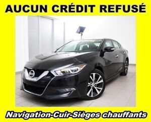 2016 Nissan Maxima SV CUIR *NAVIGATION* SPORT PACKAGE *WOW!