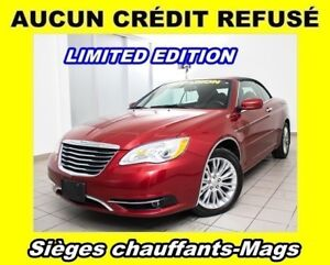 2012 Chrysler 200 LIMITED EDITION MAGS SIÈGES CHAUFFANT