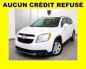 2013 Chevrolet Orlando LT A/C *7 PASSAGERS* BLUETOOTH *A VOIR!