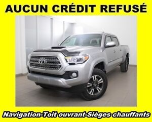 2017 Toyota Tacoma TRD SPORT 4X4 *TOIT OUVRANT* NAVIGATION *WOW!