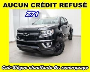 2018 Chevrolet Colorado Z71 CREW 4X4 *MIDNIGHT EDITION* CAMERA R