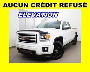2015 GMC Sierra 1500 ELEVATION 4X4 V8 *CAMERA RECUL* BAS KM *WOW