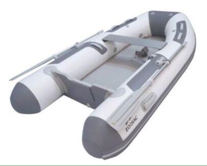 Zodiac boat cover
