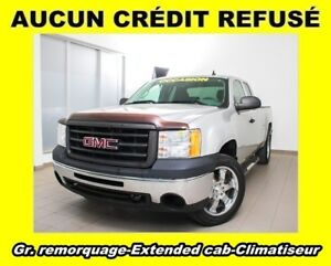 2010 GMC Sierra 1500 4X4 EXTENDED CAB CLIMATISEUR *GR. REMORQUAG