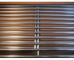 Stainless steel barbeque grills