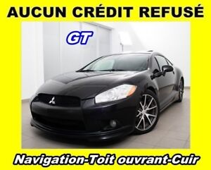 2011 Mitsubishi Eclipse GT V6 TOIT OUVRANT CUIR *NAVIGATION*