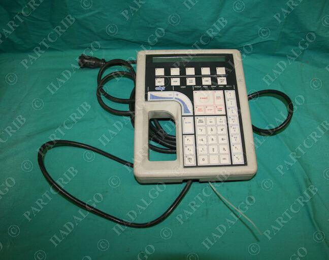 Adept Model 133 Operator Interface Panel Teach Pendant Controller Control