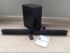 🔊 Panasonic Home Theater Audio System (Sound Bar) SC-HTB520