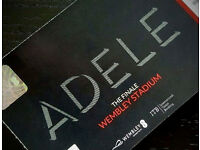 Adele The Finale 2 Tickets Wembley (Wednesday 28 June)