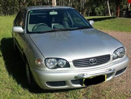 2000 Toyota Corolla Nelsons Plains Port Stephens Area Preview