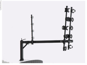 Hollywood 4 Bike rack - trailer hitch