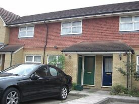 2 Bed House with garden and parking space for 2 cars