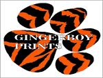Gingerboy Prints