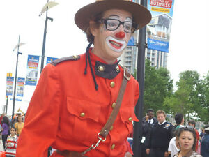 CLOWN on Stilts Juggler & face painter combo package Oakville / Halton Region Toronto (GTA) image 7