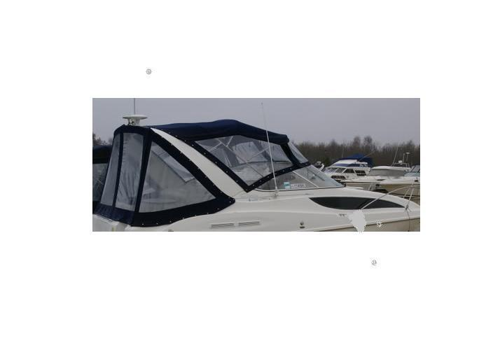 1994-2007 Bayliner 2855 Boat Canvas Enclosure Cover Patterns Differ Same Price