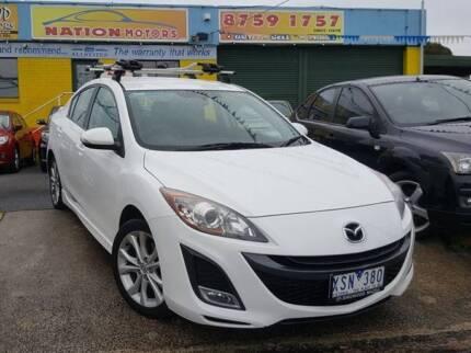 2010 Mazda 3 (SP25)(Incl.Rego/RWC/Warranty) Dandenong Greater Dandenong Preview