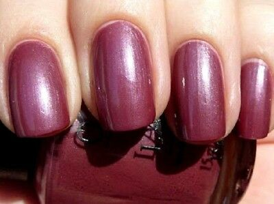 OPI Nail Polish Lacquer Enamel Varnish W45 The Grape Lakes shimmer 15ml NEW!