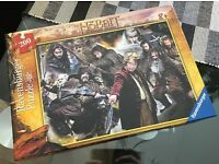 Ravensburger The Hobbit Middle Earth Adventures Jigsaw Puzzle, 200 Pieces