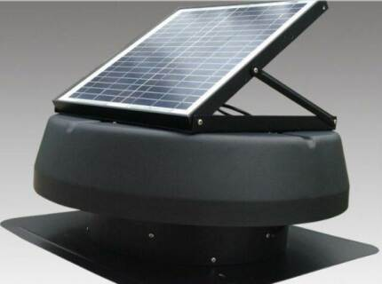 15W solar roof exhaust fan with 12V solar powered ventilator Morayfield Caboolture Area Preview