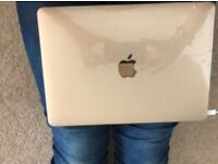 "MacBook arose Gold 12"" early 2015"