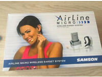 AirLine Micro Earset Samsom NEW