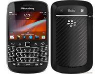 BlackBerry Bold 9900 ‑ 8 GB ‑ Black ‑ Unlocked - GOOD Condition