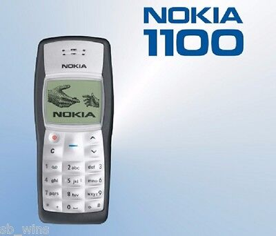 Nokia 1100 Mobile Basic phone LOWEST PRICE CHALLENGE! COD! FAST SHIP!