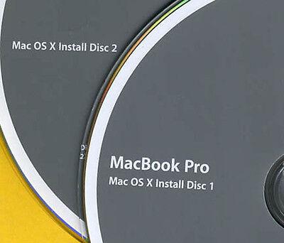 Apple Tiger 10.4.6 MacBook Pro ID #1,1  ()