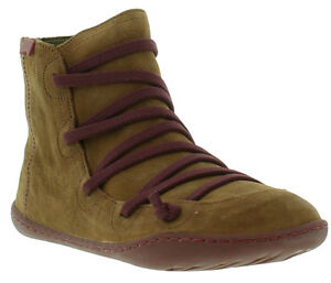 Camper Boots Genuine 46104 Peu Cami Leather Womens Shoes Size UK 4 - 8