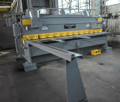 12 X 14 Cincinnati-inc 1812 Mechanical Power Squaring Shear - 28915