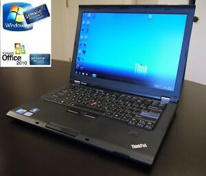 i7- Lenovo T410 Laptop