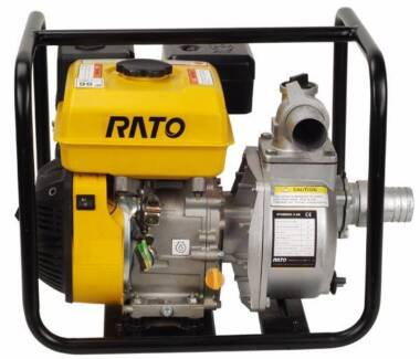 "RATO 600 LPM 2.0"" Water Transfer Pump - BRAND NEW - $339 - Hexham"