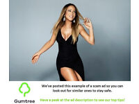 Mariah Carey Tickets -- Read the ad description before replying!!