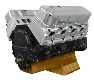 CHEV BIG BLOCK 496 C.I.D CRATE ENGINE ALLOY HEADS 575HP/600 FT-LBS GM496615595
