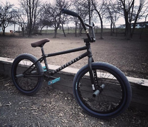 Custom BMX: $900 if sold by Thrusday - this week!