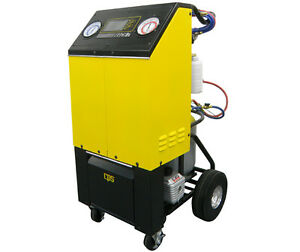 Multi-Refrigerant Convert-Able Fully Automatic R/R/R AC Machine