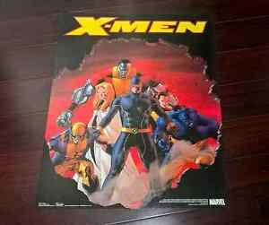 Astonishing X-Men poster 16x20 Wolverine Colossus