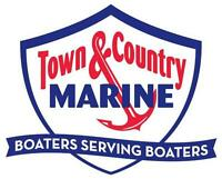 Marine Dealership Receptionist