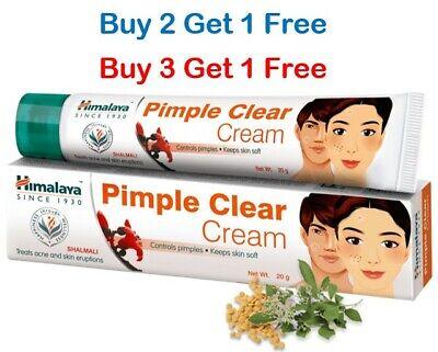 Himalaya Herbals Controls Pimple Acne Cream Soft Skin Eruptions Treatment 20 g