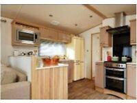 Static ABI harewood caravan for sale