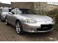 2003 Mazda mx5 1.8 sv-t