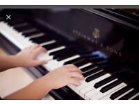 Professional Piano Tuition/Classical and Jazz Piano/Rock Improvisation